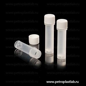 Контейнер полимерный 2 мл